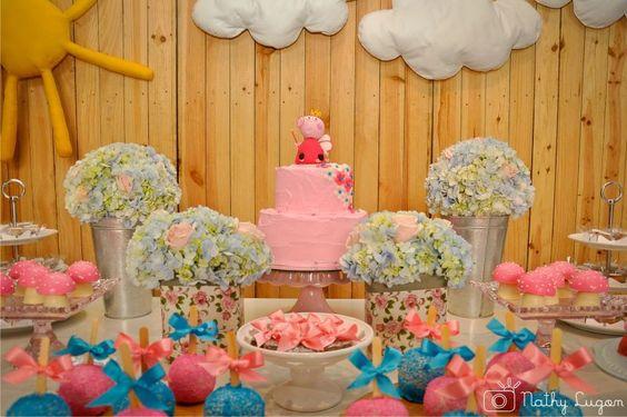 Meu Dia D Mãe - Festa Alice - Tema Peppa Pig - Decor Kiara Vieira - Fotos Nathy Lugon (4)
