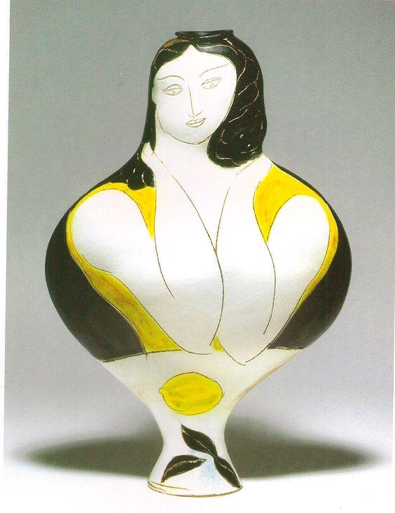 pierre boncampain kunstler maler keramik skulptur holz modern italienische künstler