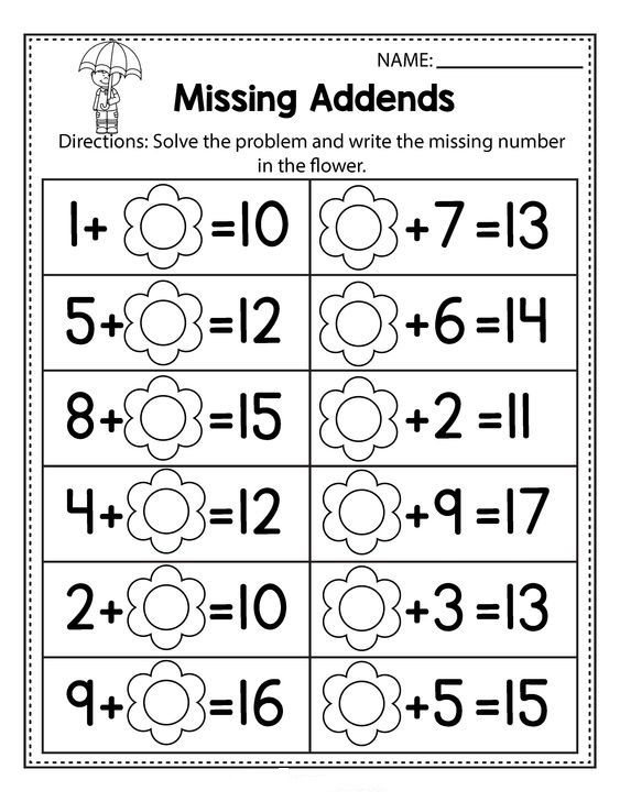 Download PDF*} – Free Printable Addition Math Worksheets For Kids Spring Math  Worksheets, Printable Math Worksheets, Kindergarten Math Worksheets