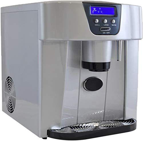 Buy Nutrichef Ice Maker Dispenser Upgraded Machine Countertop