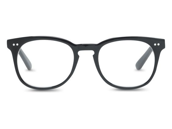 Glasses Frames With Keyhole Bridge : TOMS Dodoma Glasses. A larger, rounder pair of glasses ...