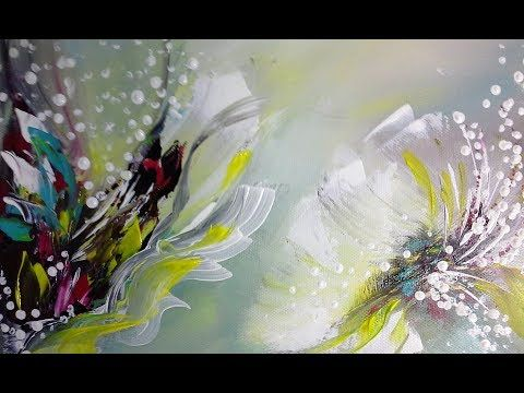 Deja Vu Einfach Malen Easy Painting Abstract Youtube Abstract Painting Acrylic Abstract Painting Painting Crafts