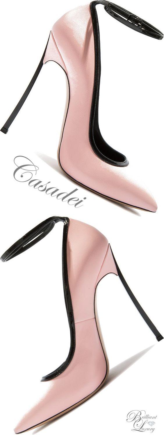 Brilliant Luxury by Emmy DE * Cesare Casadei