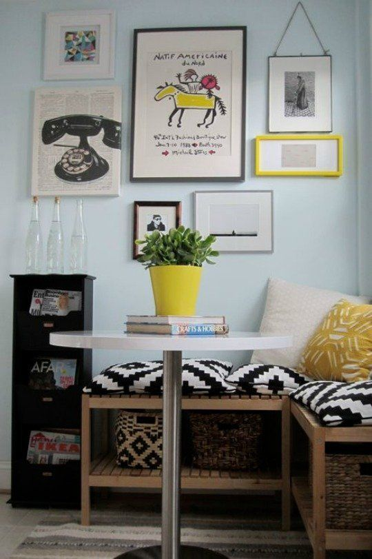 A Versatile Workhorse: Ideas for Using the $40 Molger Bench All Around the House   Apartment Therapy