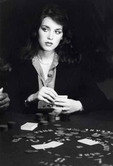 Isabelle Adjani by Nancy Ellison
