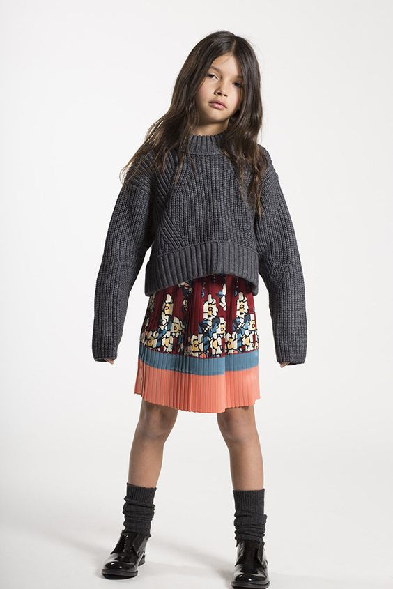 Kid's Wear - Dsquared2 AW 2017/18