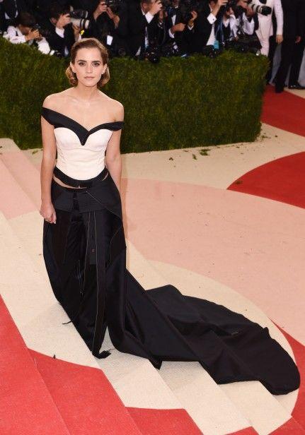 Emma Watson de Calvin Klein: