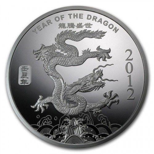 For Sale 1 2 Oz Silver Bullion Year Of The Dragon One Half Troy 999 Very Nice Webstore Silver Bullion Year Of The Dragon Silver Coins