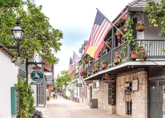 15 Closest Hotels To St George Street In St Augustine Hotels Com House Styles St Augustine Mansions