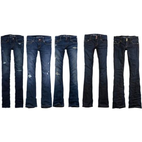 Jeans, Jeans and more jeans please...