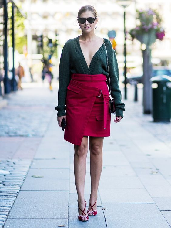 Seeing+Stockholm+Fashion+Week's+Street+Style+Will+Shape+Your+Autumn+Goals+via+@WhoWhatWearUK