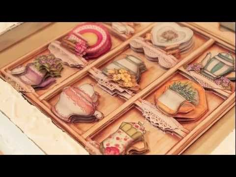 "Mulher.com 03/06/2011 - Arte francesa ""Tomate"" - YouTube"