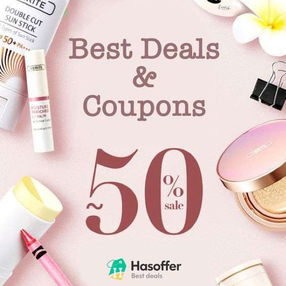 hasoffer beauty coupons online