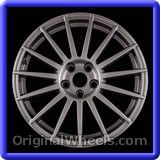 Audi A4 2011 Wheels & Rims Hollander #58800A #Audi #A4 #AudiA4 #2011 #Wheels #Rims #Stock #Factory #Original #OEM #OE #Steel #Alloy #Used