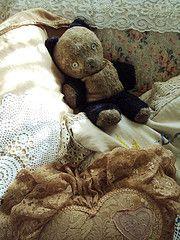 Sweet Old Bear