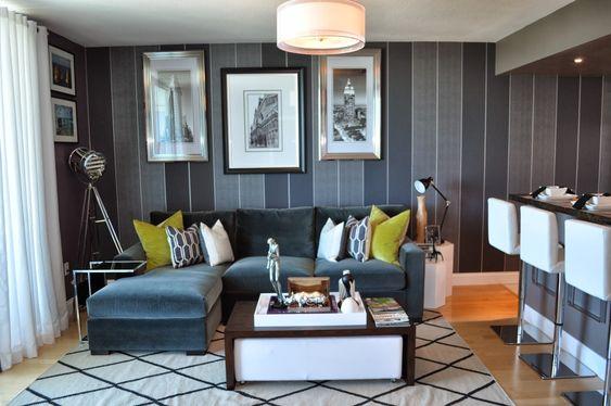 Ideas de decoración para un departamento de soltero | El Blog del Decorador