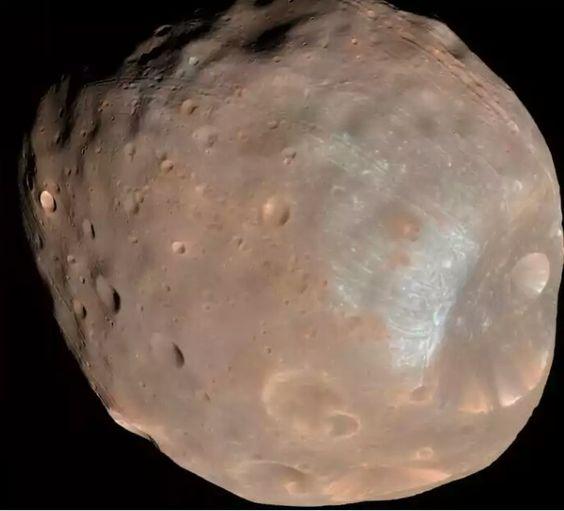 Fobos, lua de Marte
