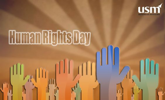 On World Human Rights day lets take a pledge to make everyday a #HumanRightsDay. December 10 #rights365