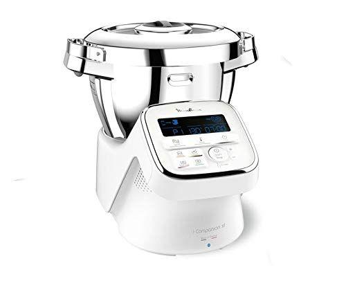 Robot Cuiseur Multifonctions Moulinex I Companion Xl Robot Cuisine Multifonction Robot Cuiseur Robot Cuisine