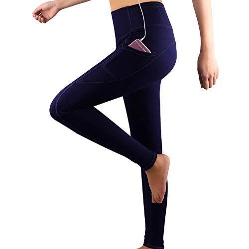 GRAT.UNIC Legging Sport FemmeFemme Pantalon Yoga avec