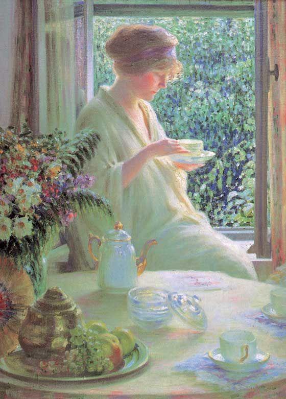 *Morning tea*: