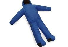 sleeping bags that allow for movement!