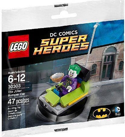 LEGO, DC Super Heroes, The Joker Bumper Car (30303) Bagged LEGO http://www.amazon.com/dp/B00SC6POSC/ref=cm_sw_r_pi_dp_q6Rrwb17VNMJ5