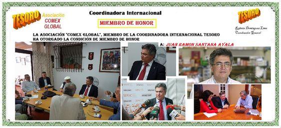 Juan Ramón Santana Ayala COMEX Global