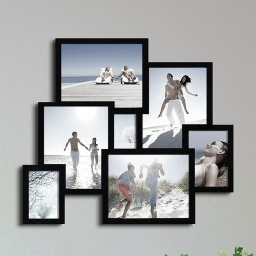 Found it at Wayfair - 7 Opening 3-D Collage Picture Frame