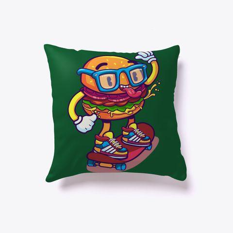 Burger Shaped Pillows : Buger Pillow