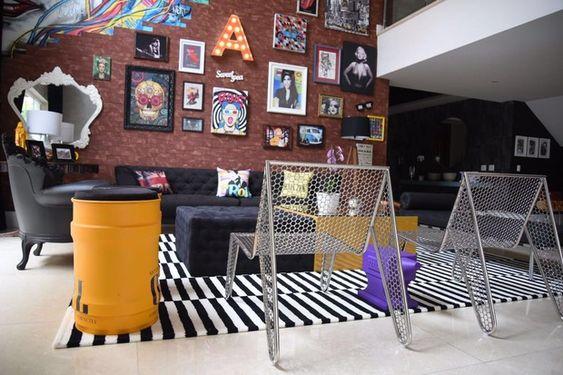 EGO - Casa nova de Anitta tem decoração pop e colorida; veja fotos - notícias de…