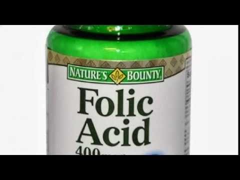 فوائد حمض الفوليك للبشرة والشعر Nature S Bounty Coconut Oil Jar Youtube