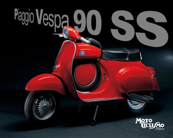 Piaggio Vespa 90 SS