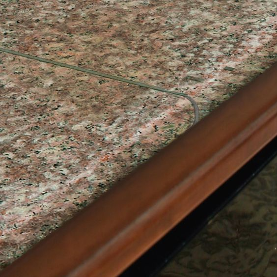Builddirect Granite Modular Kitchen Tiles Mauve