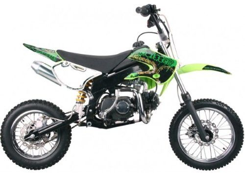 Coolster Xm Deluxe 125cc Dirt Bike 4 Speed Manual Transmission