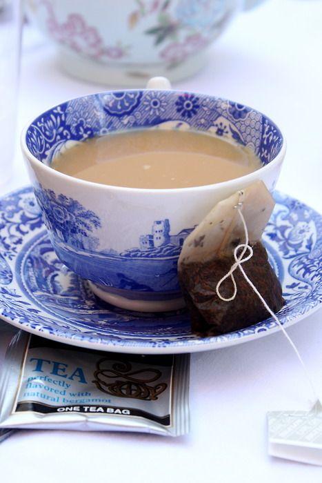 delicioso té con leche <3 ~