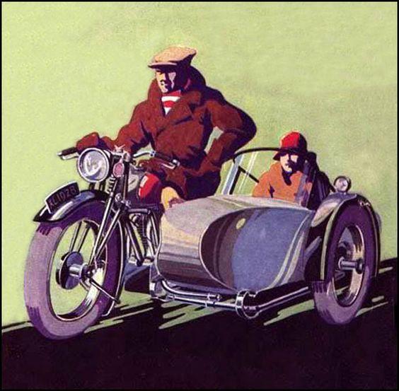 Motorcycle Sidecars Make Riding A Family Affair Sidecar Bmw Motorcycles Birmingham Al