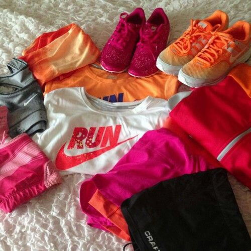 nike running wear