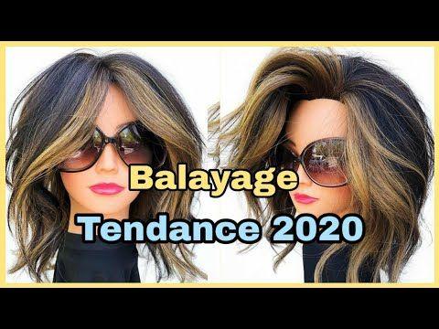 طريقة عمل بالياج لعمل ضجة في الانستغرام آخر موضة في عام 2020 فيديو مفصل Balayage Tendance 2020 Youtube