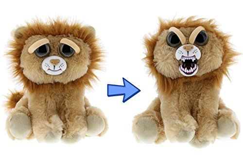 William Mark Feisty Pets Marky Mischief Plush Adorable Plush Stuffed Lion That Turns Feisty With A Squeeze Plush Stuffed Animals Animal Plush Toys Animals