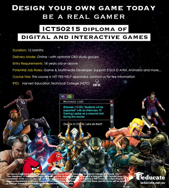 Be a real gamer TODAY! #Onlinegame #design #career #gaming #animator