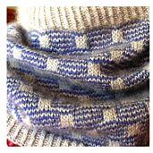 Ravelry: Blue Jean Cowl pattern by RMW Knits