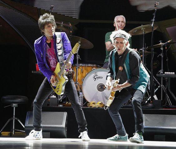 Milwaukee 2015 Rolling Stones summerfest