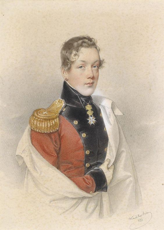 Австрийский художник Josef Kriehuber (1800-1876) : philologist
