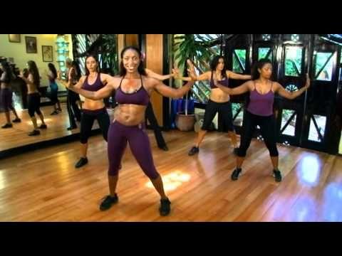Rutina de Fitness de Tiffany Rothe - YouTube