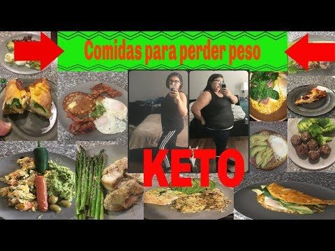 perdida de peso con dieta keto