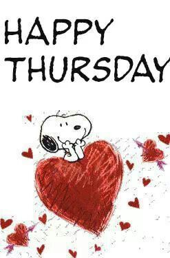 Happy Thursday ♥ ... :-):