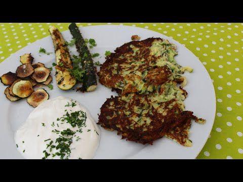 3 leckere Gerichte aus Zucchini - mit WW Points - YouTube