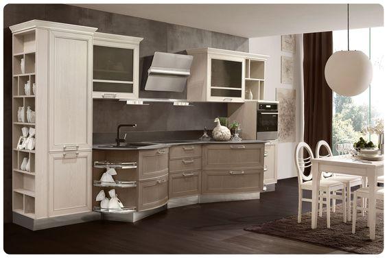 Stunning Stosa Cucine Roma Images - Dolcelegno.com - dolcelegno.com