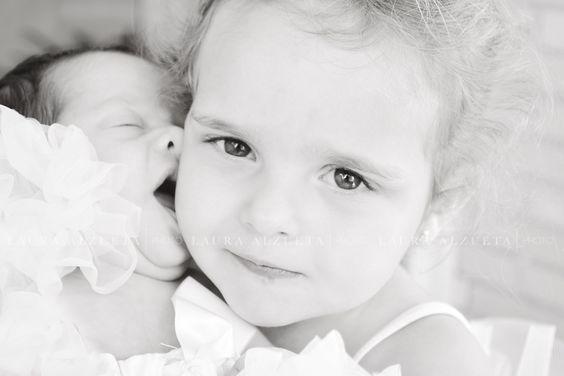 A pequena Marcela, com 23 dias